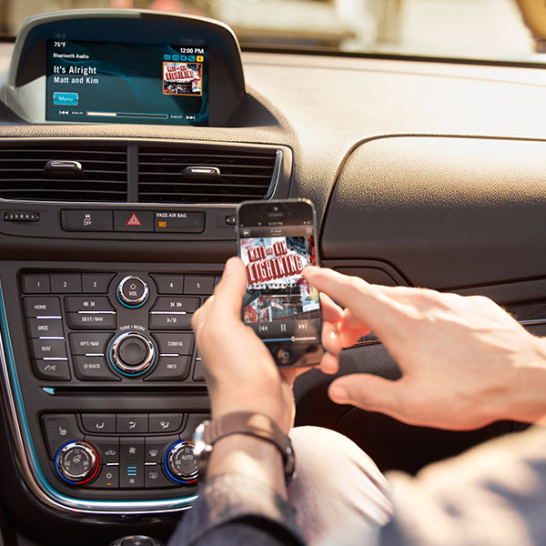 2016 Buick Encore App Features