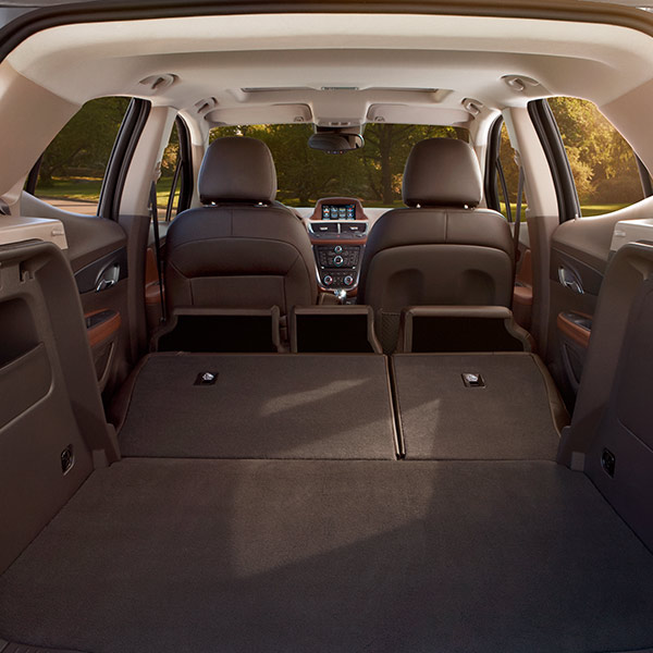 2016 Buick Encore Cargo Space