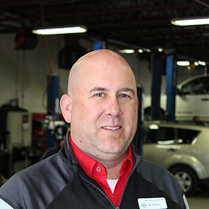 Bill Fletcher - Service Manager Nissan