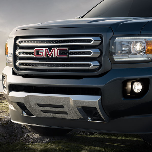 2017 GMC Canyon Grill