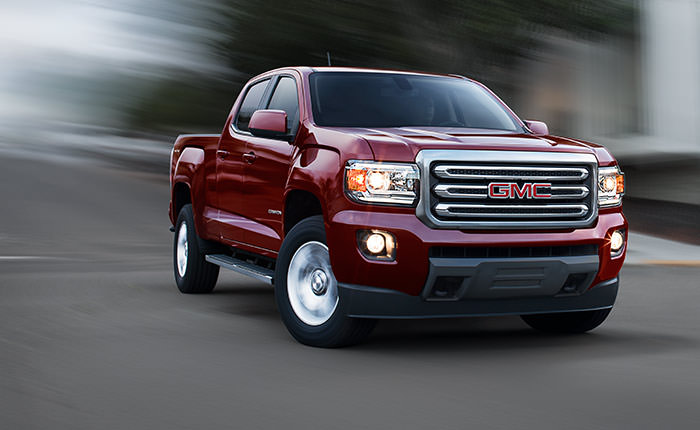 2017 GMC Canyon Performance