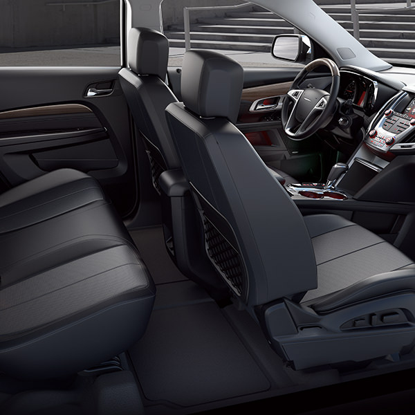 The 2017 gmc terrain impresses carmel and indianapolis for Advanced interior designs reviews