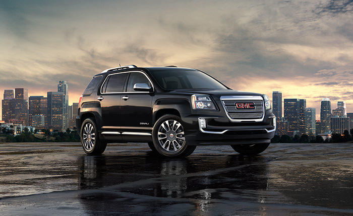 2017 GMC Terrain Performance