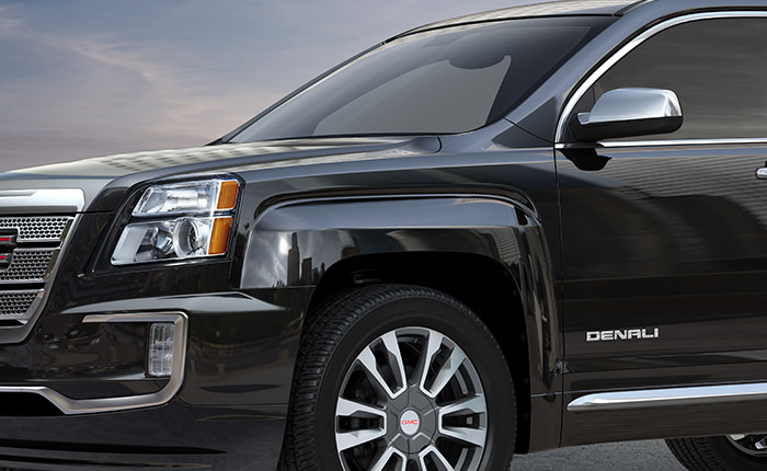 2017 GMC Terrain Trims and Pricing