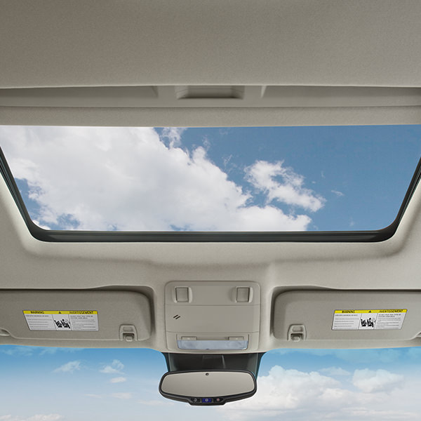 2016 Chevy Cruze Sunroof