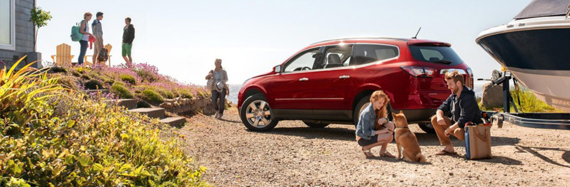 2017 Chevy Traverse Starting at $29,595