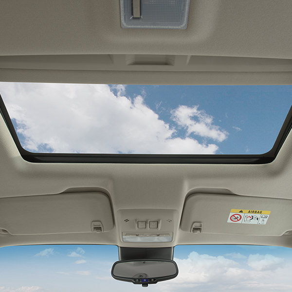 2016 Chevrolet Trax Sunroof