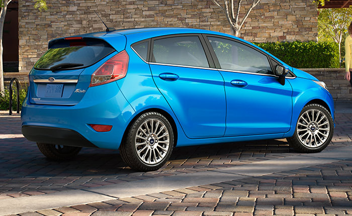 2017 Ford Fiesta Reviews