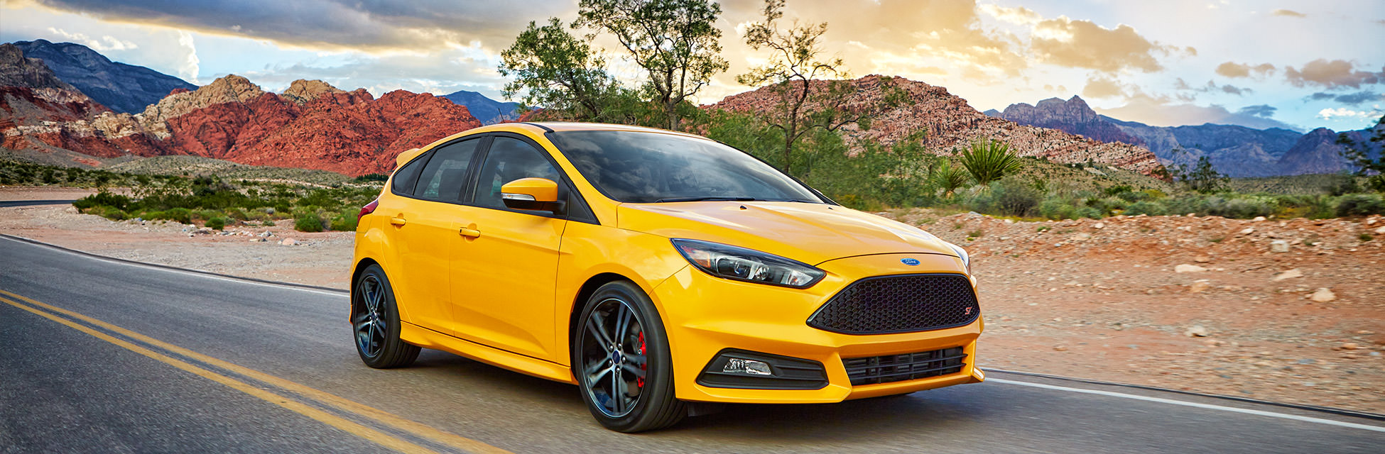New 2016 Ford Focus Starting at $158/month