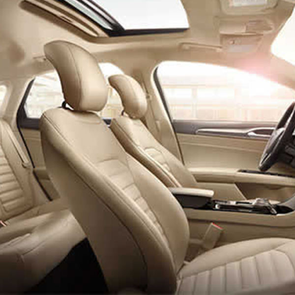 2017 ford fusion is coming to brownsburg and greenwood for Advanced interior designs reviews