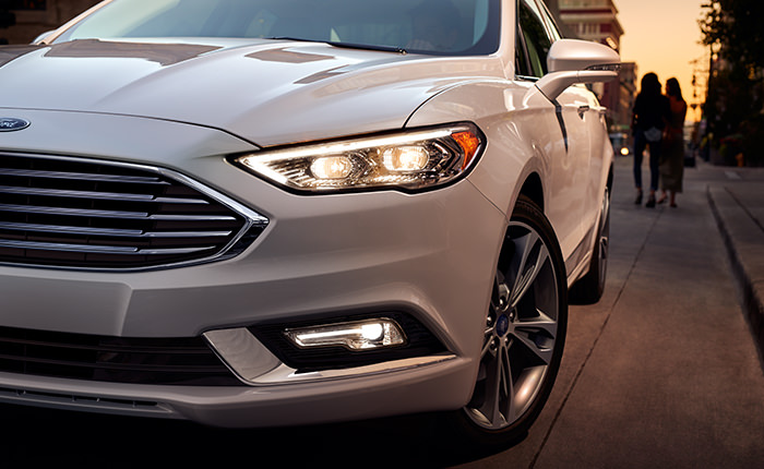 2017 Ford Fusion Reviews
