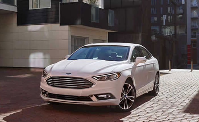 2017 Ford Fusion Trims and Pricing