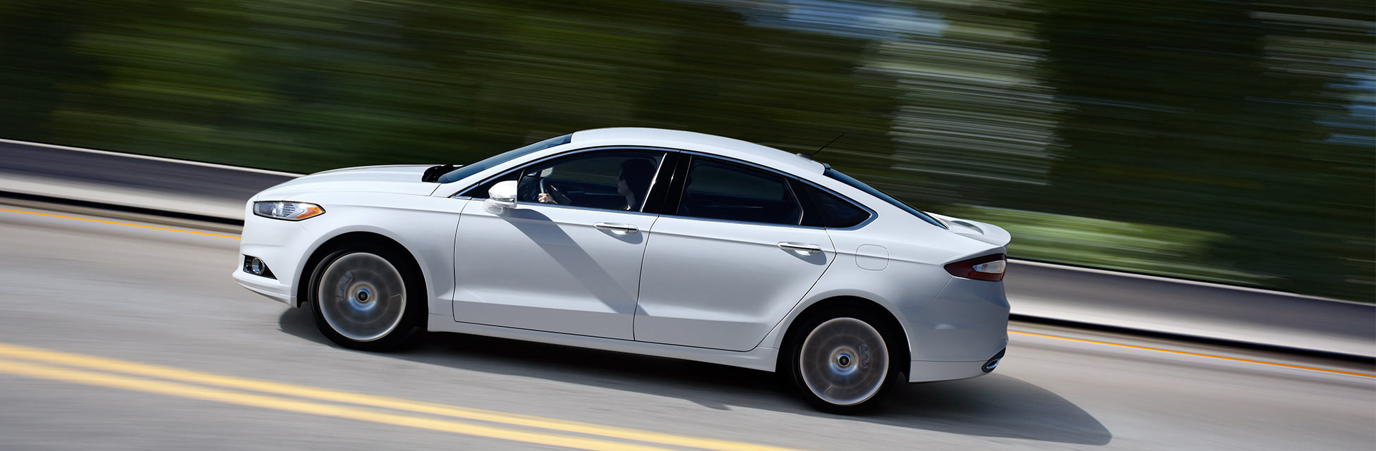 New 2016 Ford Fusion Starting at $22,110