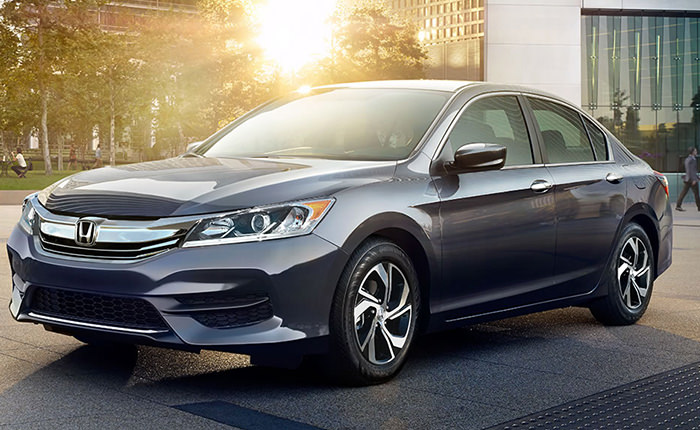 2017 Honda Accord Sedan Exterior