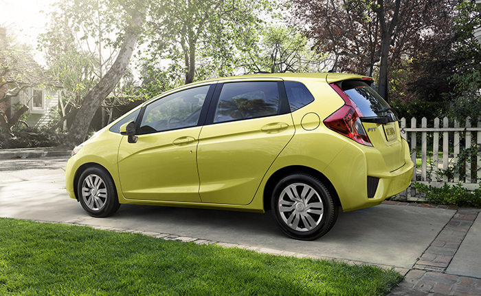 2016 Honda Fit Trims and Pricing