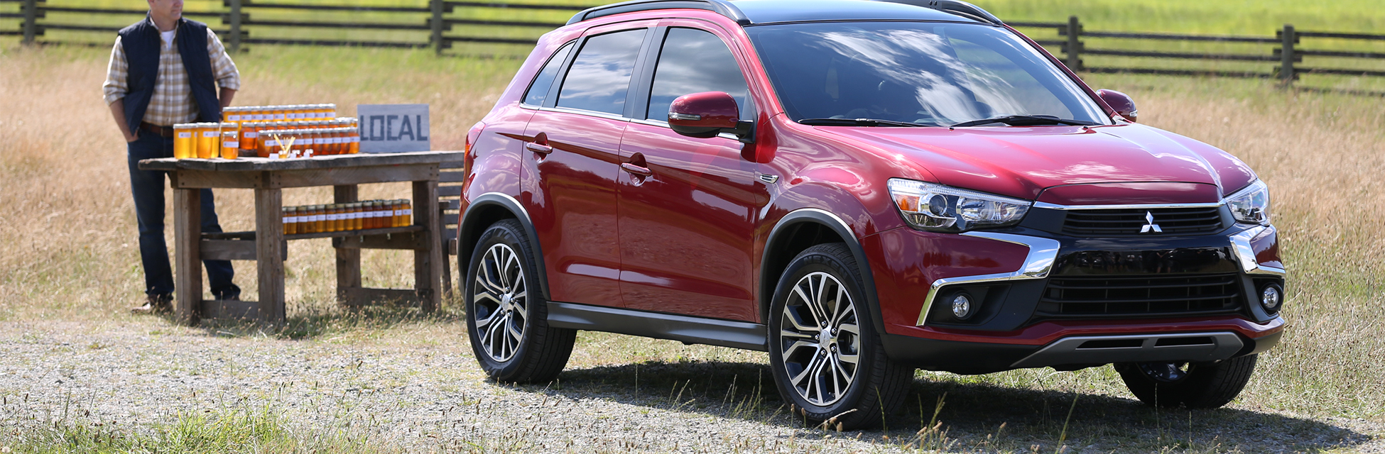 2017 Mitsubishi Outlander Sport Starting at $19,795