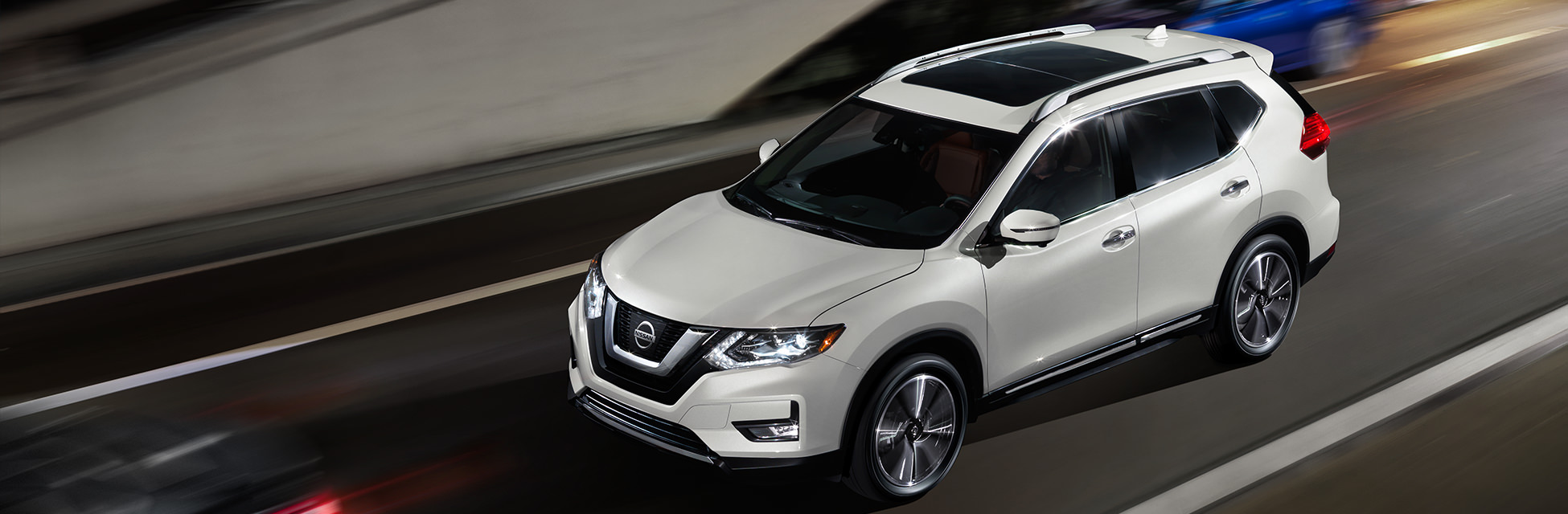New 2017 Nissan Rogue Up To 25% Off MSRP*