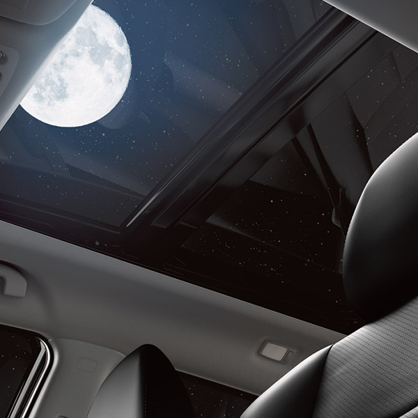 2017 Nissan Rogue Moon Roof