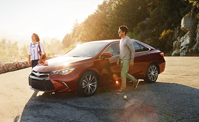 2017 Toyota Camry Advanced Safety Technologies