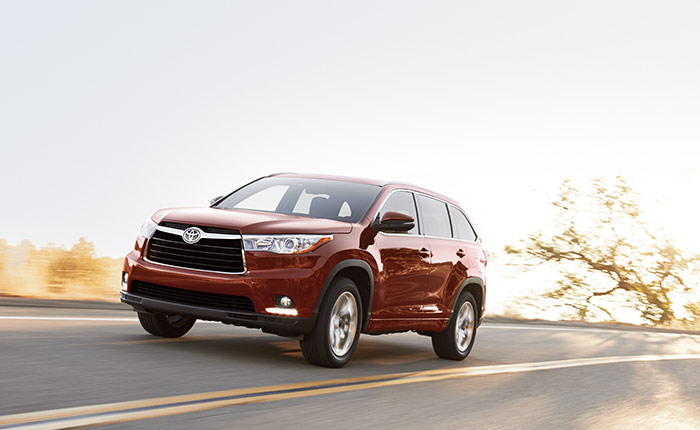 2016 Toyota Highlander Performance