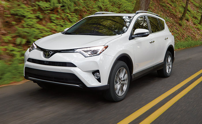 2016 Toyota Rav4 Performance